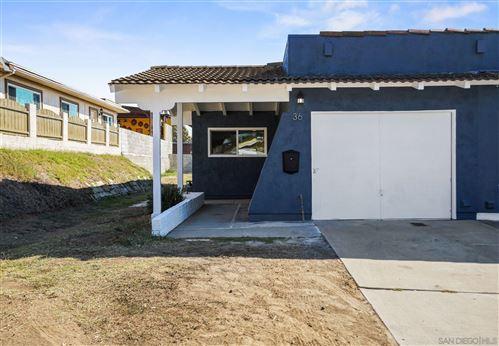 Photo of 36 Quintard St, Chula Vista, CA 91911 (MLS # 200050220)