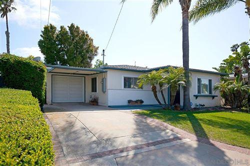 Photo of 3743 Kingsley, San Diego, CA 92106 (MLS # 210013222)