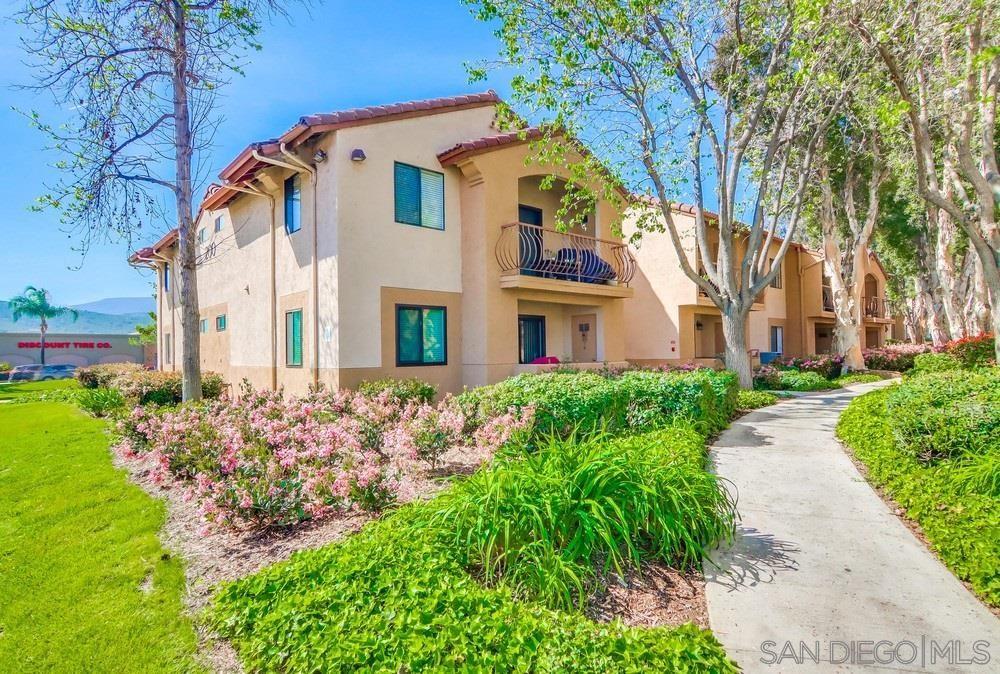 Photo of 12191 Cuyamaca College Dr E #313, El Cajon, CA 92019 (MLS # 210009223)