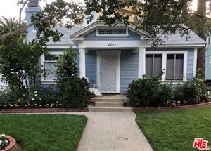 Photo of 2203 HOLLY Drive, Hollywood, CA 90068 (MLS # 301529224)