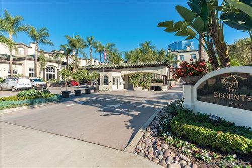 Photo of 9263 Regents Rd #A206, San Diego, CA 92037 (MLS # 210029225)