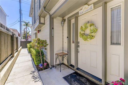 Photo of 313 D Avenue, Coronado, CA 92118 (MLS # 210021226)