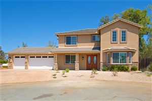 Photo of 1508 Sara Marie Pl, Ramona, CA 92065 (MLS # 180042227)
