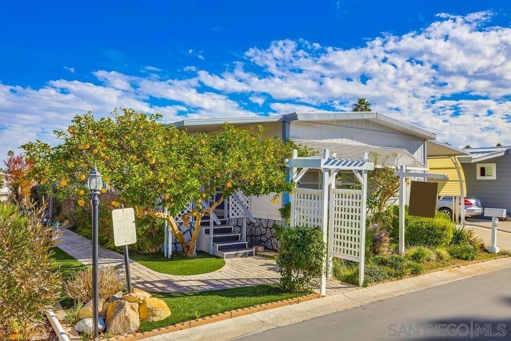 Photo of 1145 E Barham Drive #96, San Marcos, CA 92078 (MLS # 210025227)