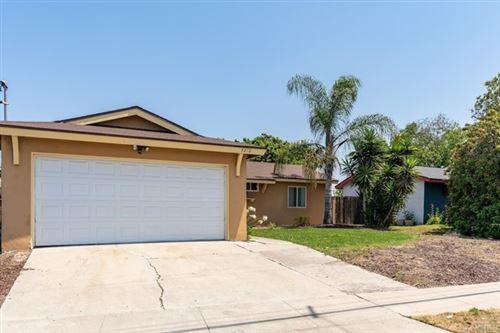Photo of 7212 Big Oak Street, San Diego, CA 92114 (MLS # NDP2107231)