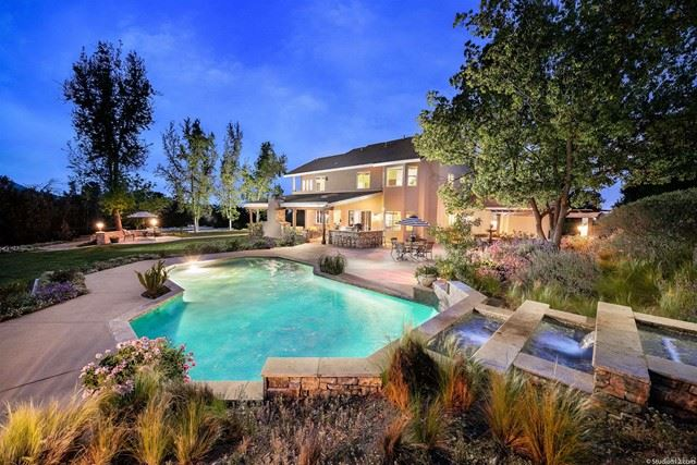 Photo of 14761 Cool Valley Ranch Road, Valley Center, CA 92082 (MLS # NDP2106231)