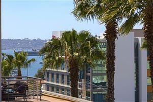 Photo of 801 W Hawthorne Street #301, San Diego, CA 92101 (MLS # 180021232)