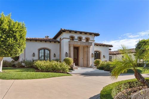 Photo of 7164 Rancho La Cima Dr, Rancho Santa Fe, CA 92067 (MLS # 200052232)
