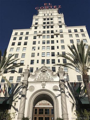Photo of 702 Ash St #605, San Diego, CA 92101 (MLS # 210012233)