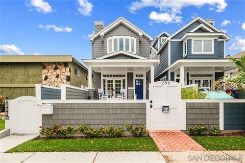 Photo of 259 C Avenue, Coronado, CA 92118 (MLS # 200026235)