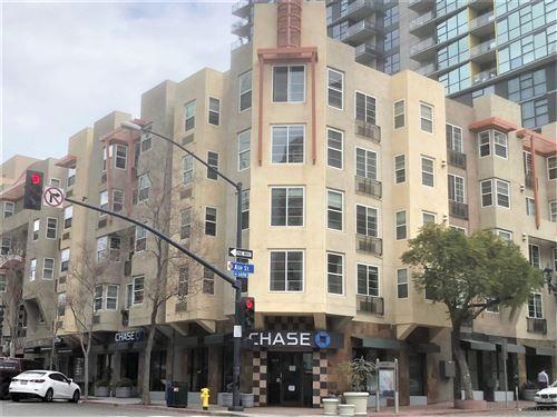 Photo of 1435 India Street #216, San Diego, CA 92101 (MLS # 210010235)