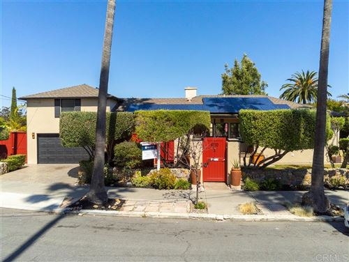 Tiny photo for 4770 Panorama Drive, San Diego, CA 92116 (MLS # 200030236)