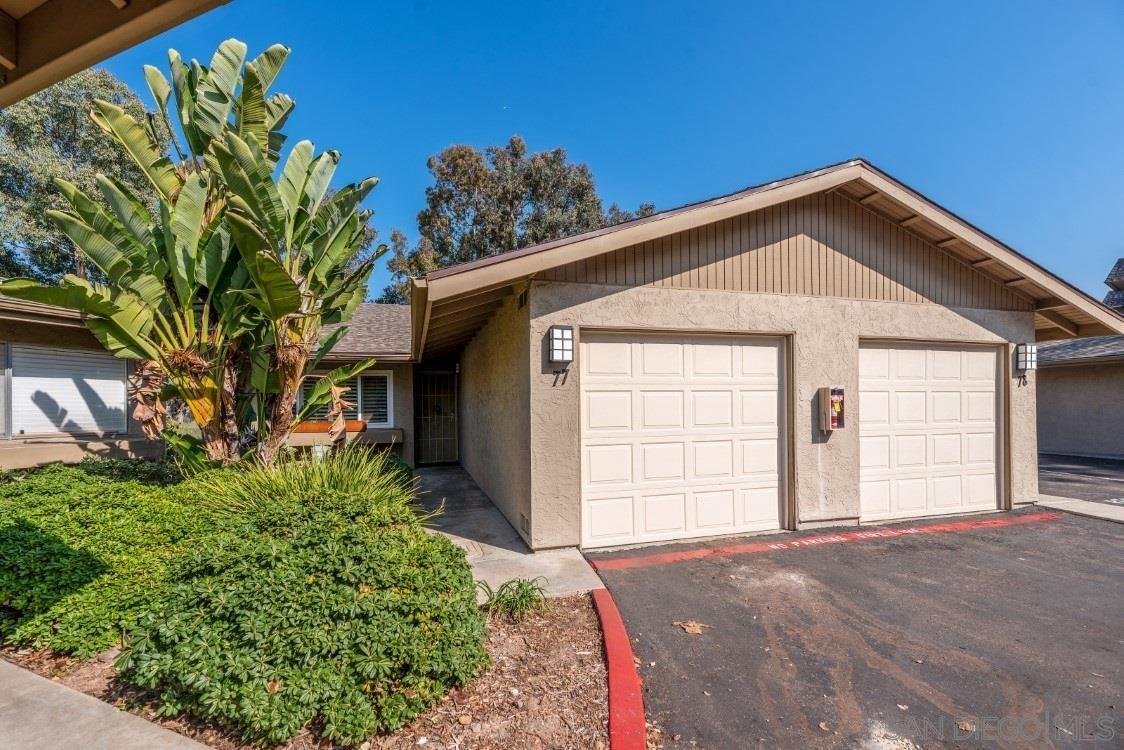 Photo of 7000 Saranac St #77, La Mesa, CA 91942 (MLS # 210003237)