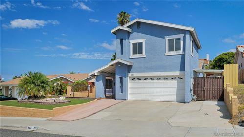 Photo of 645 Via Curvada, Chula Vista, CA 91910 (MLS # 210025238)