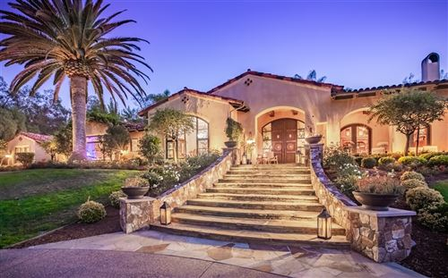 Photo of 16250 Rambla De Las Flores, Rancho Santa Fe, CA 92067 (MLS # 200038239)