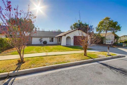 Photo of 1712 Woodbridge Rd, Escondido, CA 92026 (MLS # 210001240)