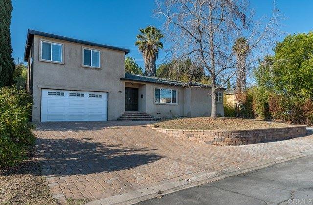 Photo of 6370 Blanchard Road, La Mesa, CA 91942 (MLS # PTP2100241)