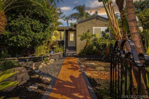 Photo of 1749 Petra Drive, San Diego, CA 92104 (MLS # 210026242)