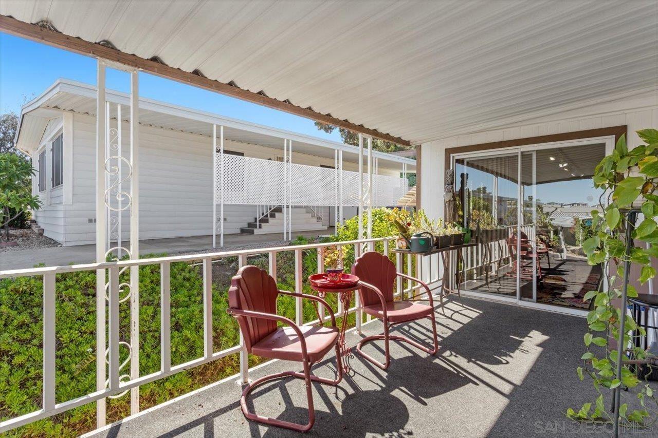 Photo of 1175 La Moree Rd #SPC 117, San Marcos, CA 92078 (MLS # 210029242)