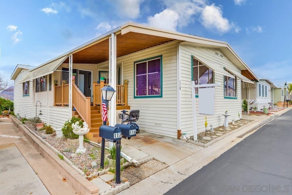 Photo of 9500 Harritt Rd. #116, Lakeside, CA 92040 (MLS # 210026244)