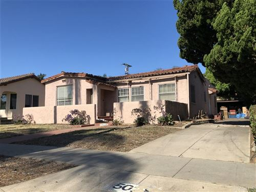 Tiny photo for 5028 Marlborough Drive, San Diego, CA 92116 (MLS # 200039245)