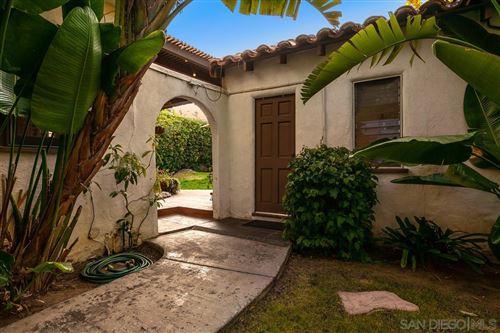 Tiny photo for 3603 Amaryllis Dr, San Diego, CA 92106 (MLS # 210014247)