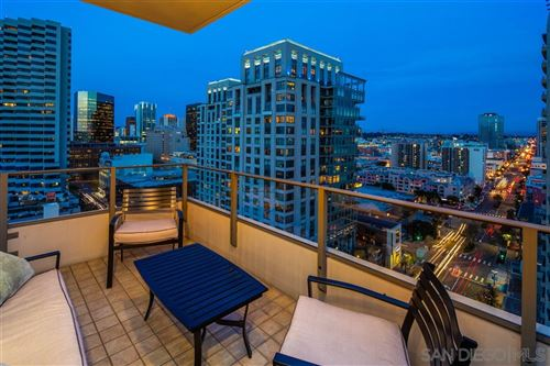 Tiny photo for 550 Front St #1404, San Diego, CA 92101 (MLS # 190065250)