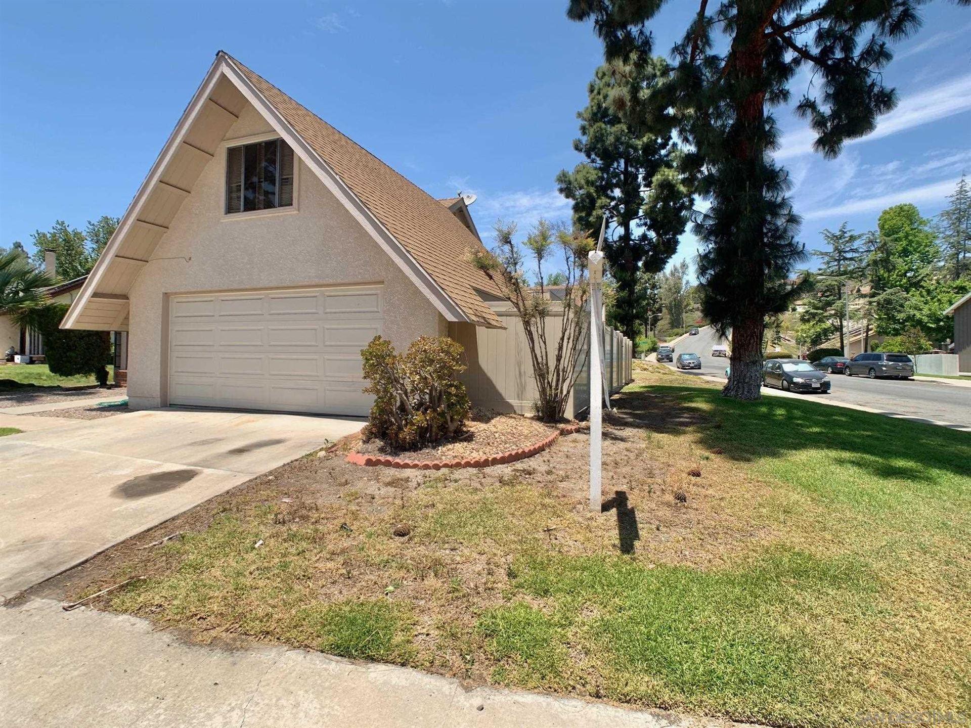 Photo of 10082 CANYONWOOD LANE, Spring Valley, CA 91977 (MLS # 210014250)