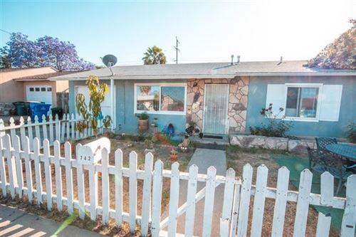 Photo of 742 Billow Drive, San Diego, CA 92114 (MLS # PTP2104251)