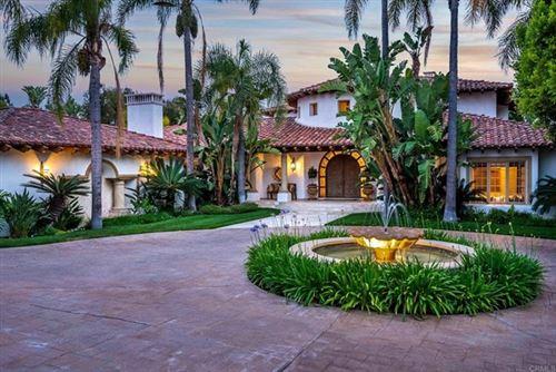 Photo of 6063 Avenida Alteras, Rancho Santa Fe, CA 92067 (MLS # NDP2106252)