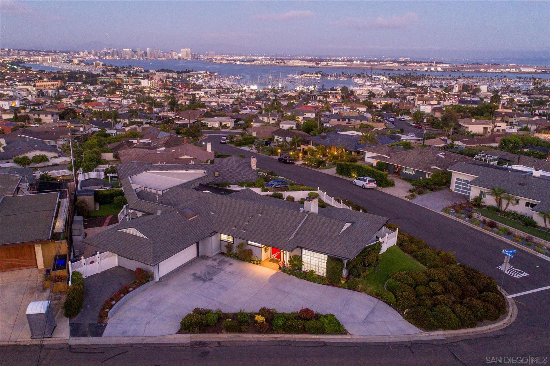 Photo of 3566 Carleton St, San Diego, CA 92106 (MLS # 210019252)