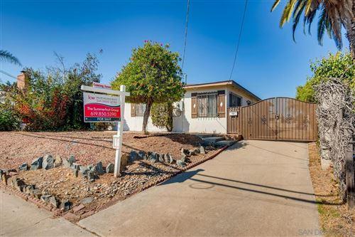 Photo of 327 L Street, Chula Vista, CA 91911 (MLS # 200049256)