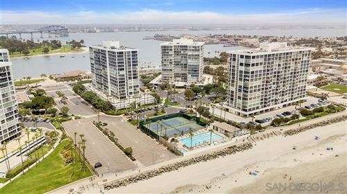 Photo of 1820 Avenida Del Mundo #1003, Coronado, CA 92118 (MLS # 200047257)