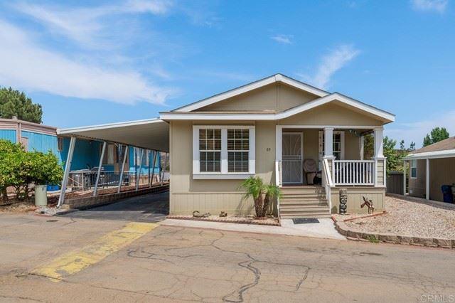 Photo of 12970 Highway 8 Business #89, El Cajon, CA 92021 (MLS # PTP2105257)