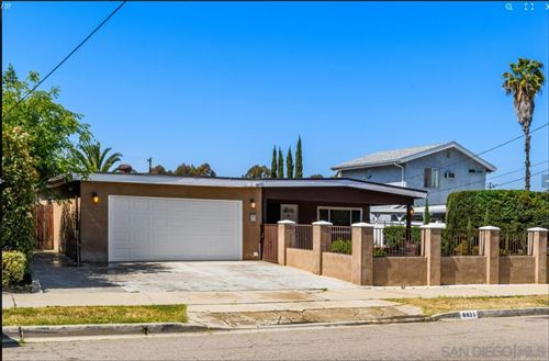 Photo of 8631 Harness St, Spring Valley, CA 91977 (MLS # 210010258)