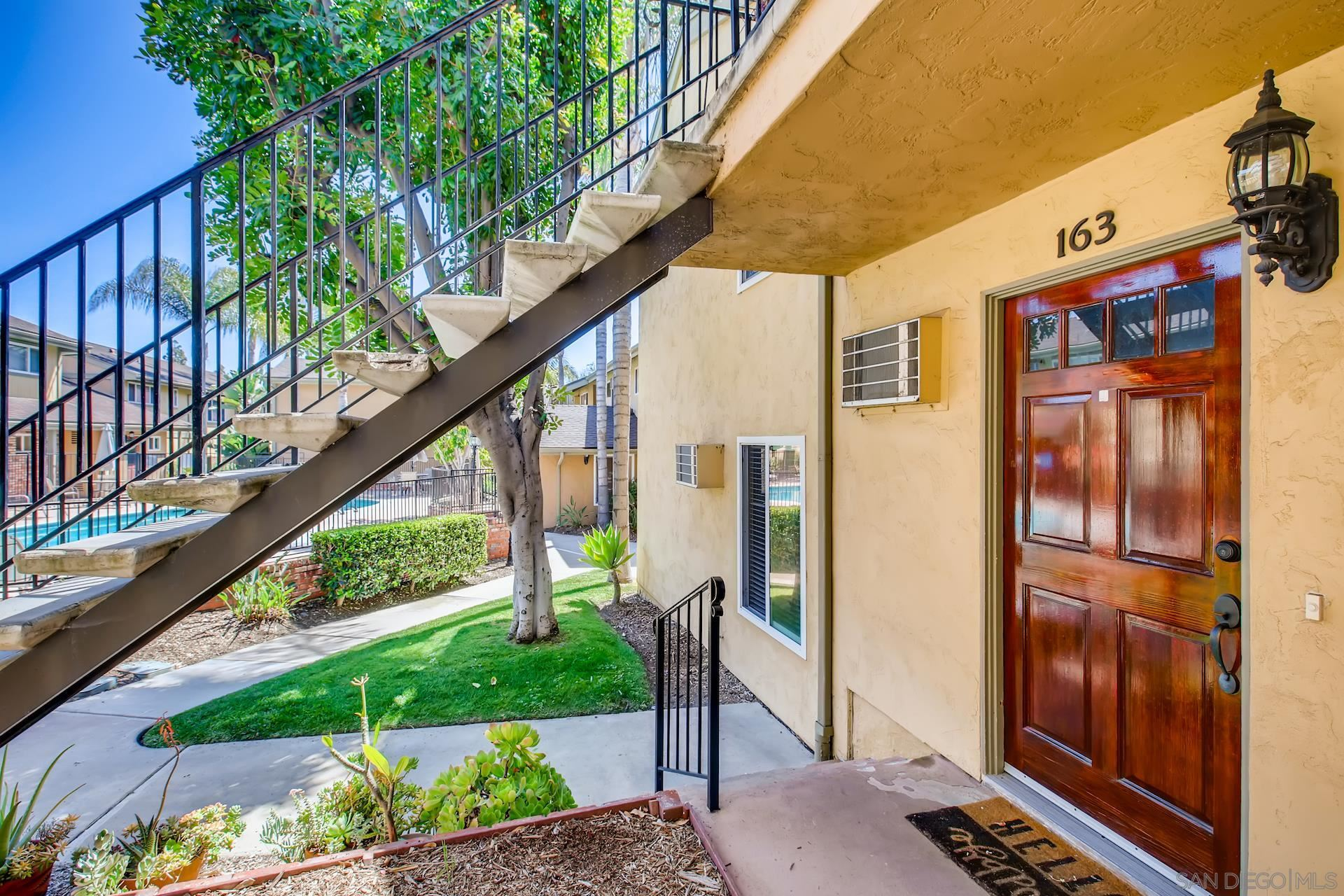 Photo of 4849 Williamsburg Ln #163, La Mesa, CA 91942 (MLS # 210009258)