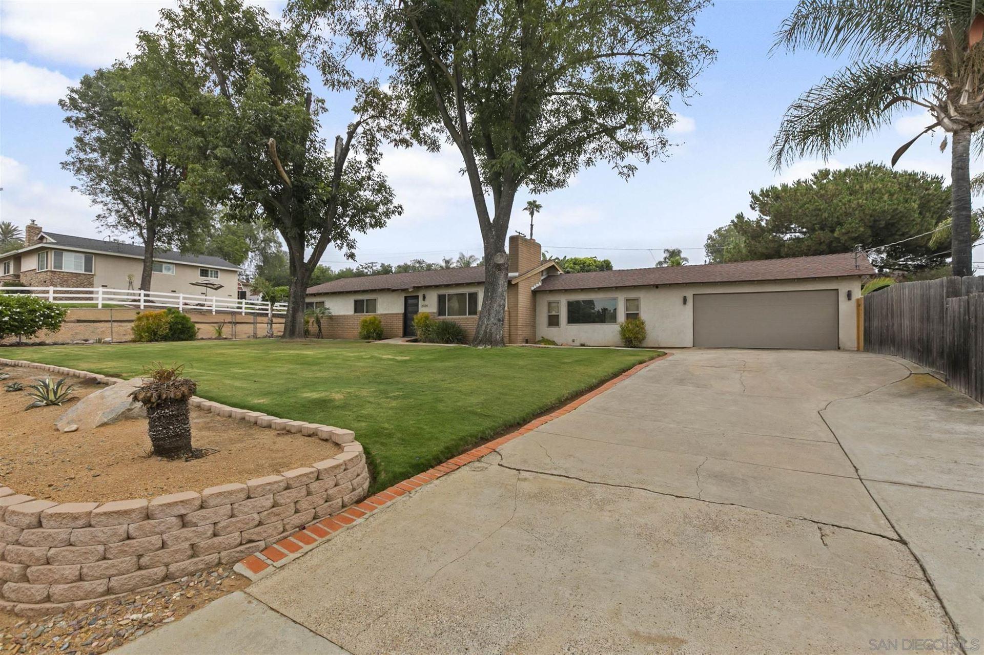 Photo of 2026 West Dr, El Cajon, CA 92021 (MLS # 210021260)