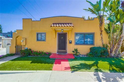 Photo of 4619 Orange Ave, San Diego, CA 92115 (MLS # 210009262)