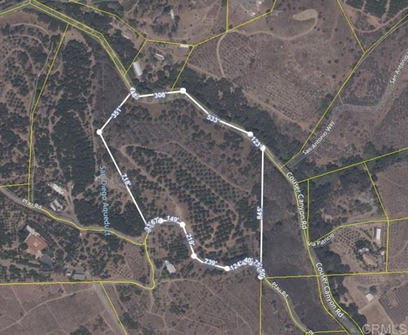 Photo of 0 Couser Canyon, Valley Center, CA 92082 (MLS # 200045262)
