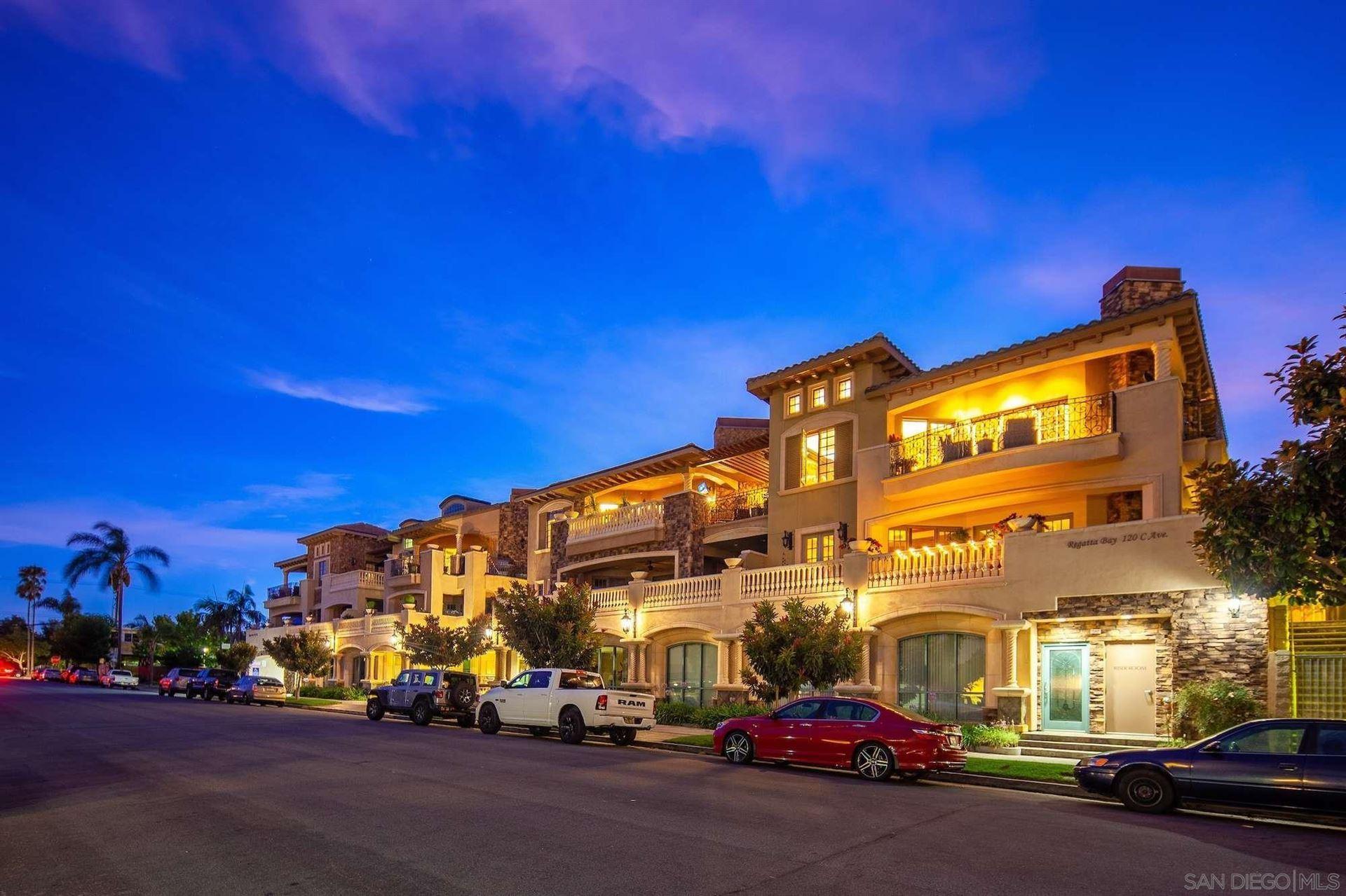 Photo of 120 C Ave #308, Coronado, CA 92118 (MLS # 210026263)