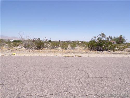 Photo of 0 Esquaro Dr, Borrego Springs, CA 92004 (MLS # 200026264)