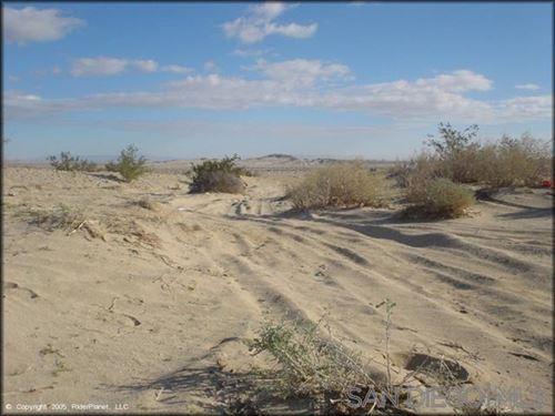 Photo of 0 Split Mountain Road, Borrego Springs, CA 92004 (MLS # 200002265)