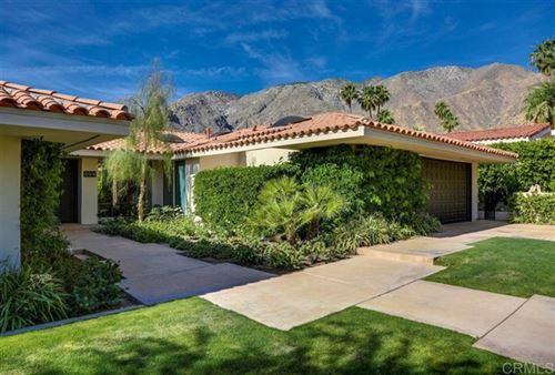 Photo of 699 Camino Norte, Palm Springs, CA 92262 (MLS # 200025265)