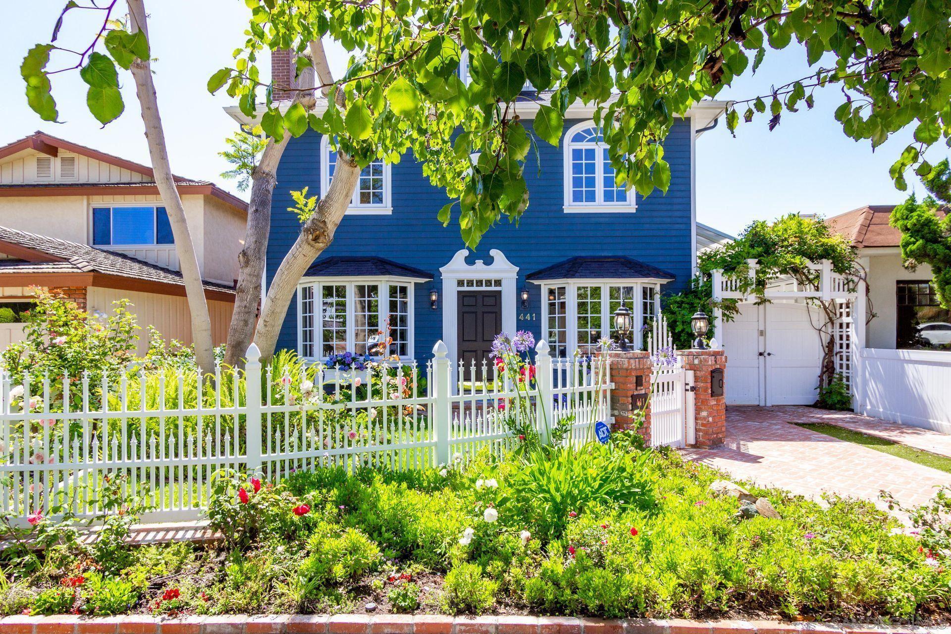 Photo of 441 A Avenue, Coronado, CA 92118 (MLS # 210025265)