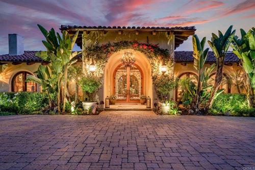 Photo of 5219 El Mirlo, Rancho Santa Fe, CA 92067 (MLS # NDP2111269)