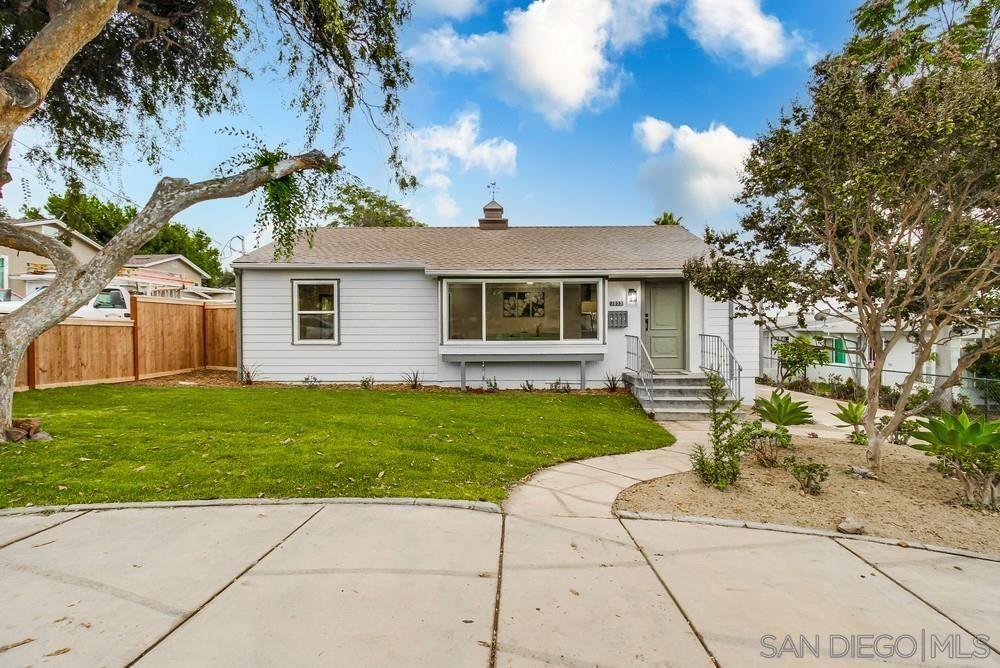 Photo of 7855 Lincoln St., Lemon Grove, CA 91945 (MLS # 210028271)