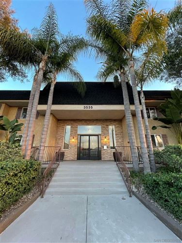 Photo of 3535 Madison #203, San Diego, CA 92116 (MLS # 210009272)