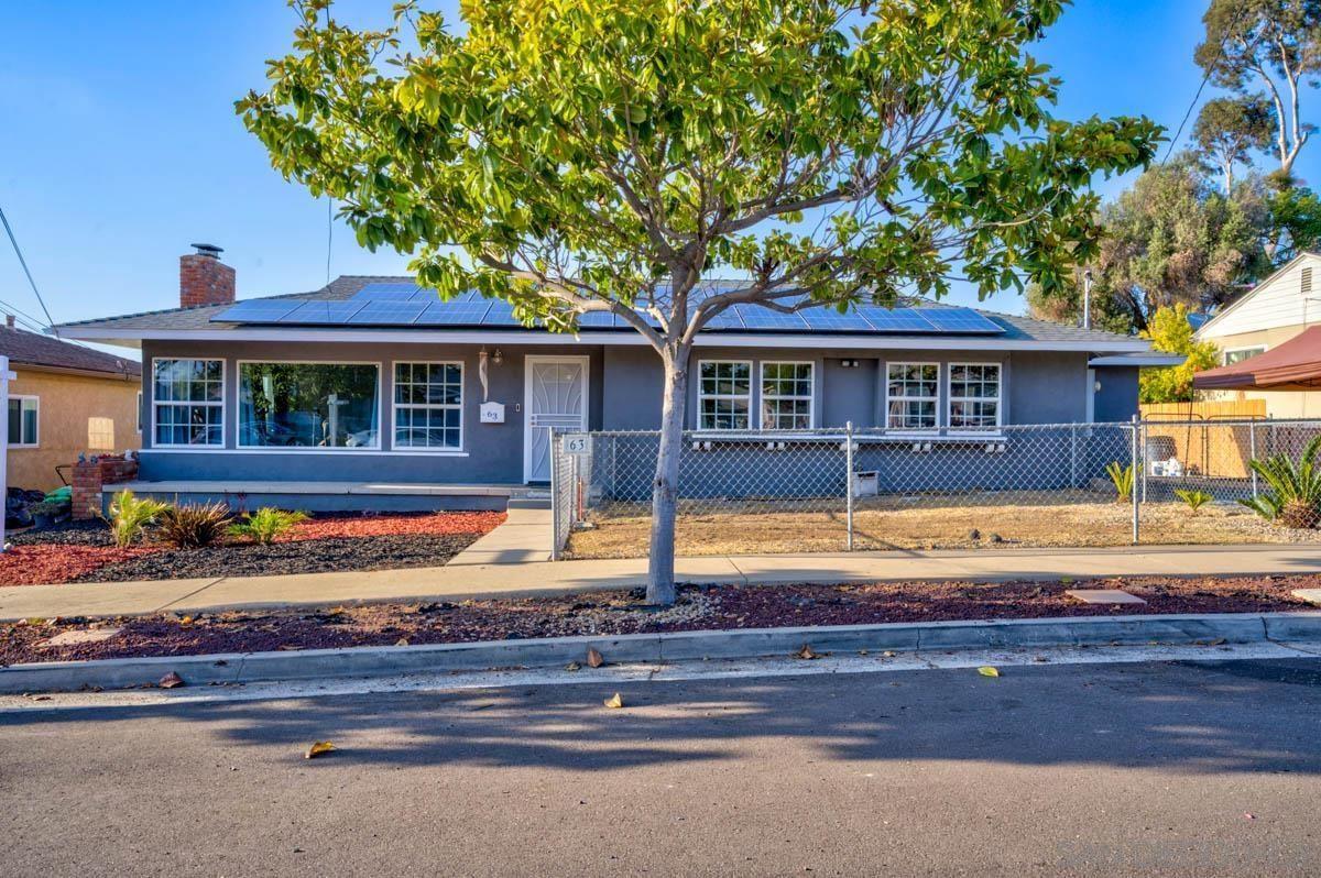 Photo of 63 Montebello St, Chula Vista, CA 91910 (MLS # 210026272)