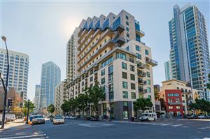 Photo of 1240 India St #723, San Diego, CA 92101 (MLS # 180064273)