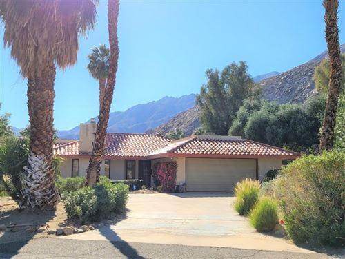 Photo of 165 Montezuma Road, Borrego Springs, CA 92004 (MLS # PTP2101274)